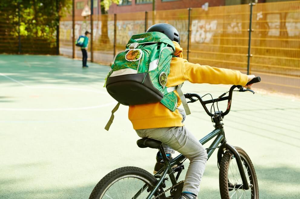 Рюкзак Ergobag LumBearjack с наполнением + светоотражатели в подарок, - фото 22