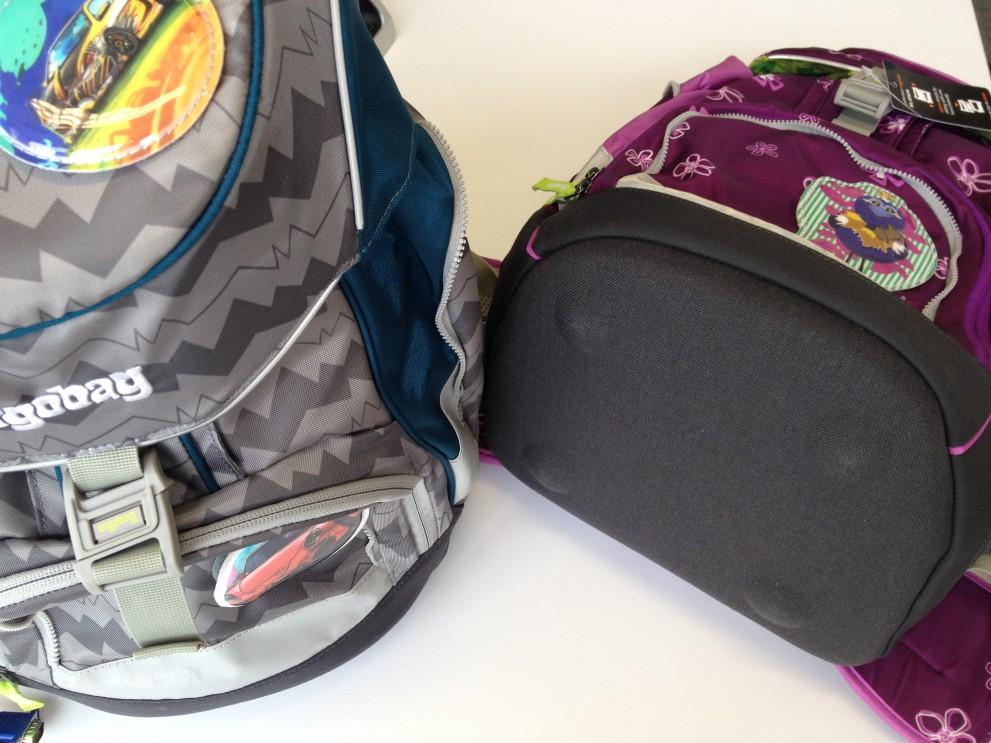 Рюкзак Ergobag LumBearjack с наполнением + светоотражатели в подарок, - фото 20